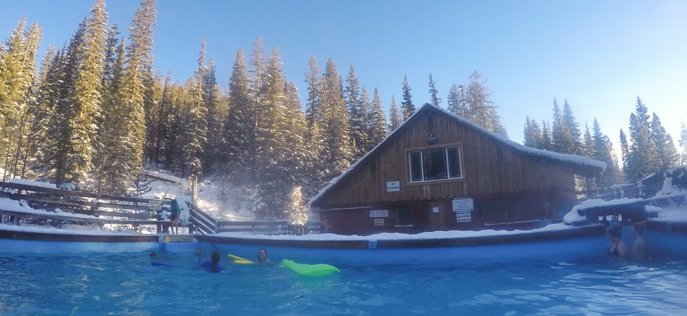 28 Hot Springs in Montana