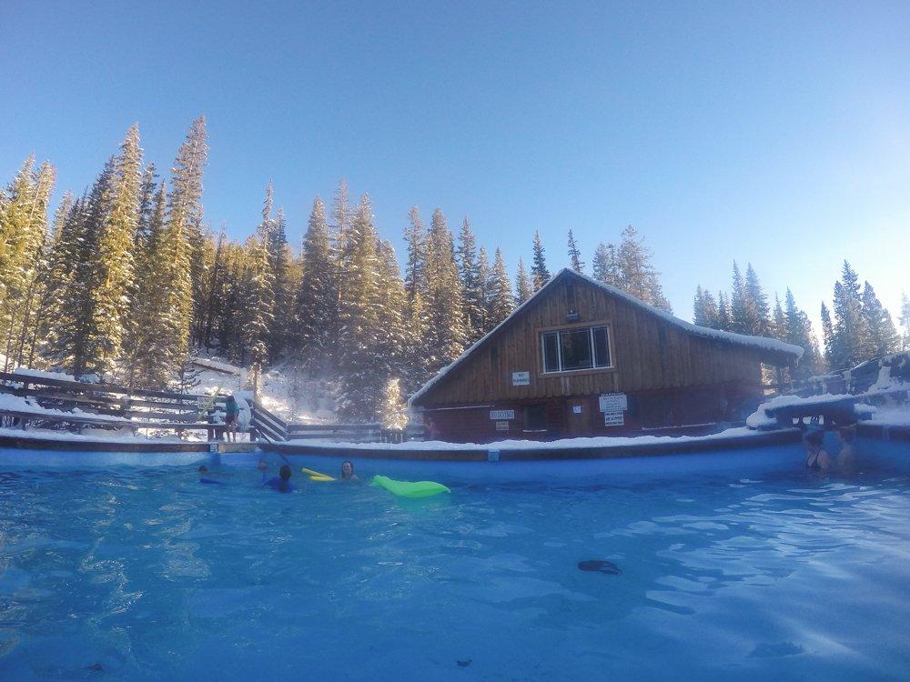 Montana hot springs elkhorn hot springs