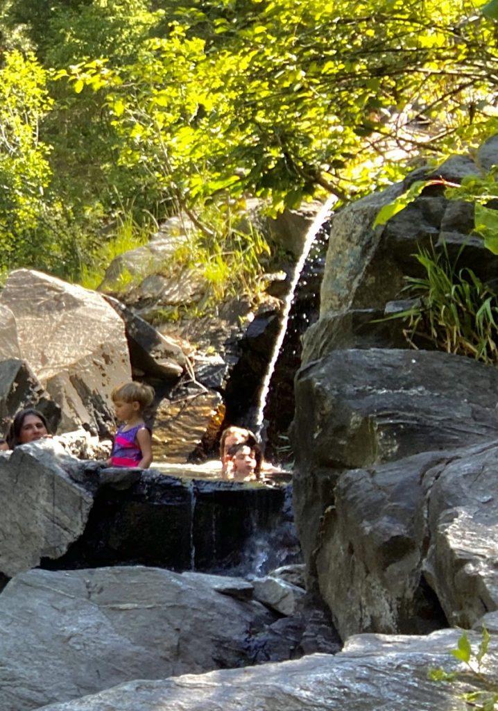 Idaho hot springs Krigbaum Hot Springs