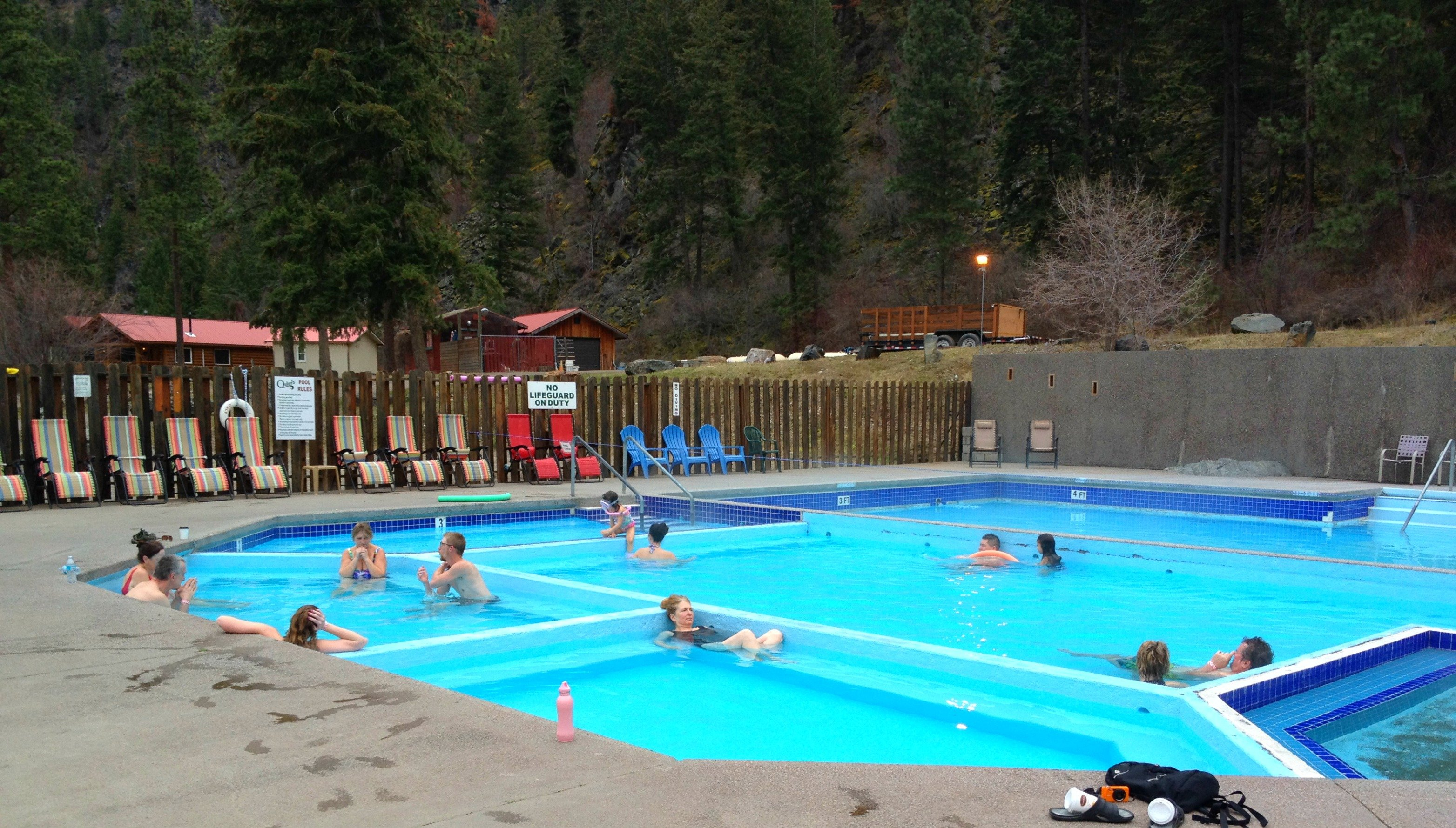 quinn hot springs montana, quinns hotsprings