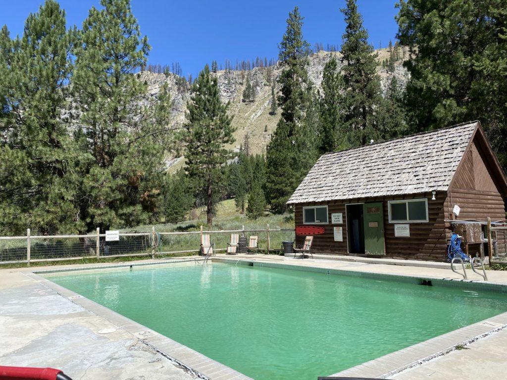 Sawtooth Lodge Hot Springs Resort