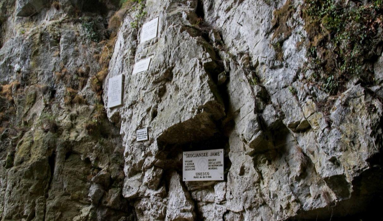 Skocjan Caves, a UNESCO World Heritage Site Slovenia
