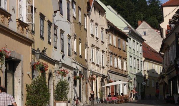 Krasveka Ljubljana Slovenia