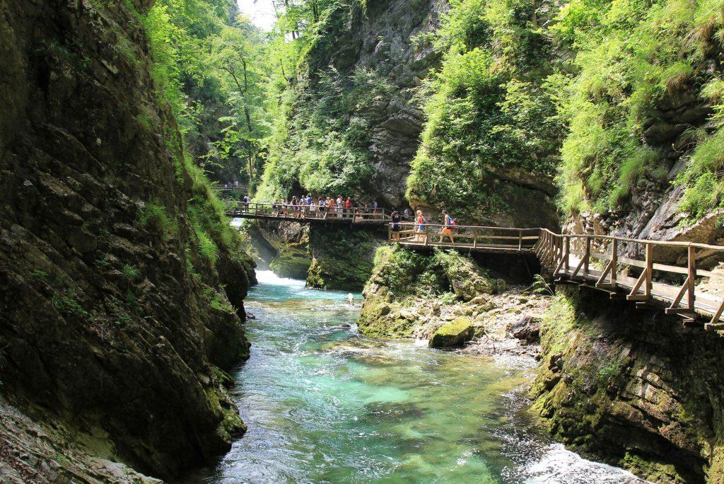 Vintgar Gorge Slovenia