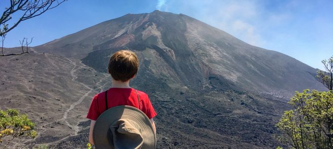 Hiking Pacaya Volcano in Guatemala