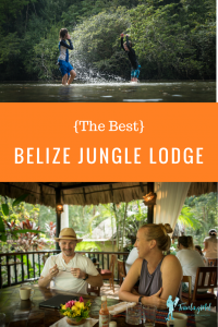 There are a bunch of jungle lodges or eco lodges in Belize and it's hard to know which one to pick. We stayed at Table Rock Jungle Lodge in the Cayo District near San Ignacio and found a bunch of reasons why it is one of the best family resorts in Belize. Here's what you need to know to plan your own trip and know if this is the right jungle lodge for you.
