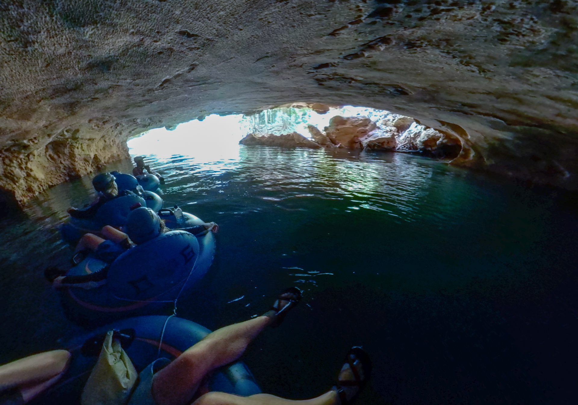 Cave tubing in Belize is one of the best shore excursions in belize