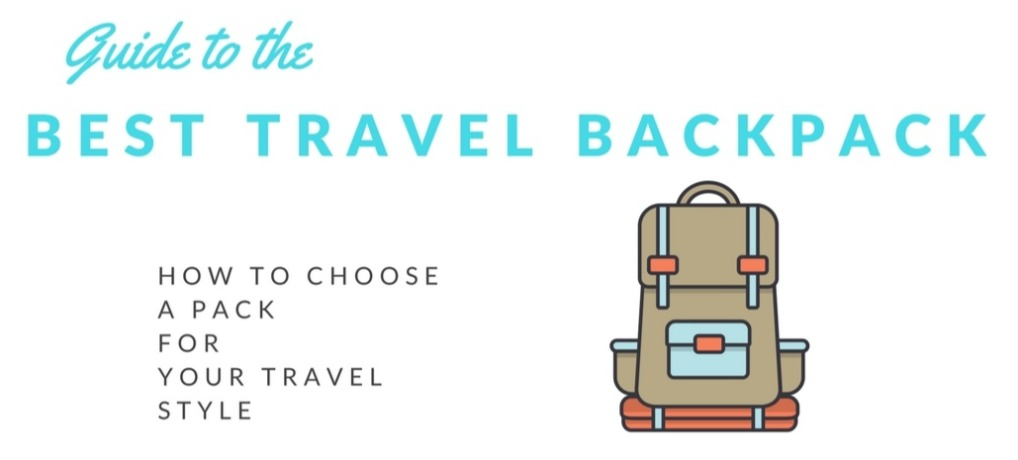 Choosing the Best Travel Backpack 2018