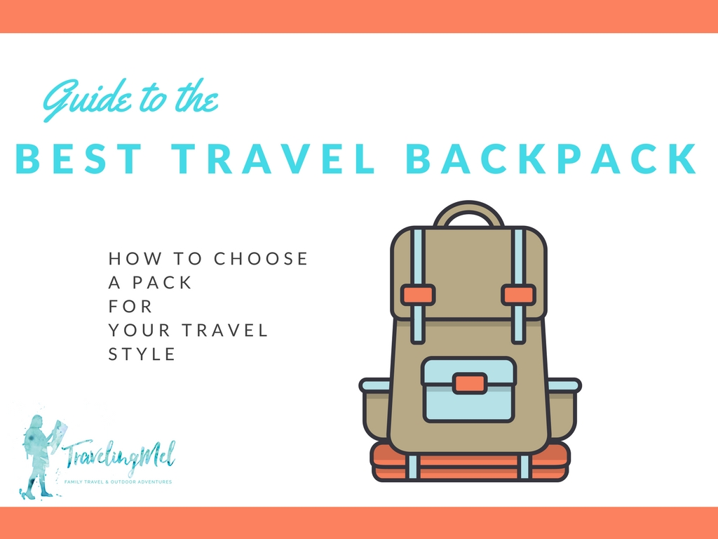 A frequent traveler, I want to help you choose the best travel backpack 2018. I share the specifics you need to pick the best backpacks for you and your family and several sources on where to buy backpacks, including the best laptop backpack, the best rolling backpacks, and the best travel backpacks for women and men.
