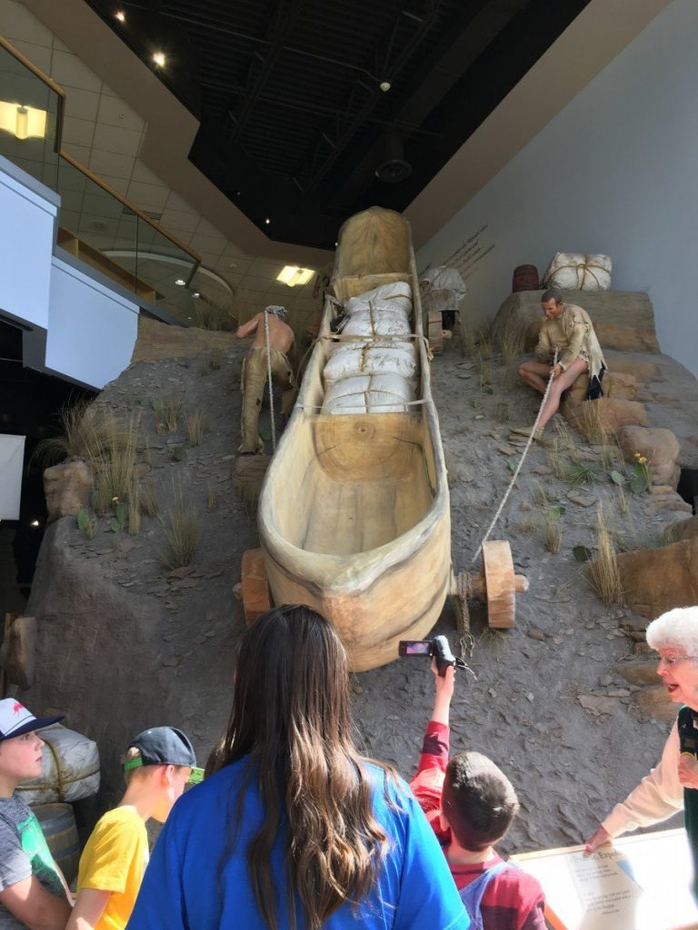 Lewis and Clark National Historic Trail Interpretive Center