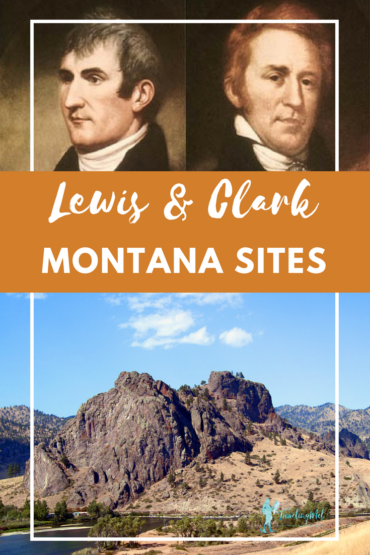 The Lewis and Clark Expedition (Corps of Discovery) spent more time in Montana than any other state. You can visit Montana Lewis and Clark sites today, including Lewis and Clark Caverns, the Great Falls of the Missouri, and Pompey's Pillar. See an actual Lewis and Clark campsite and William Clark's signature on a rock. Find out how to visit all the Lewis and Clark sites in Montana in this article.