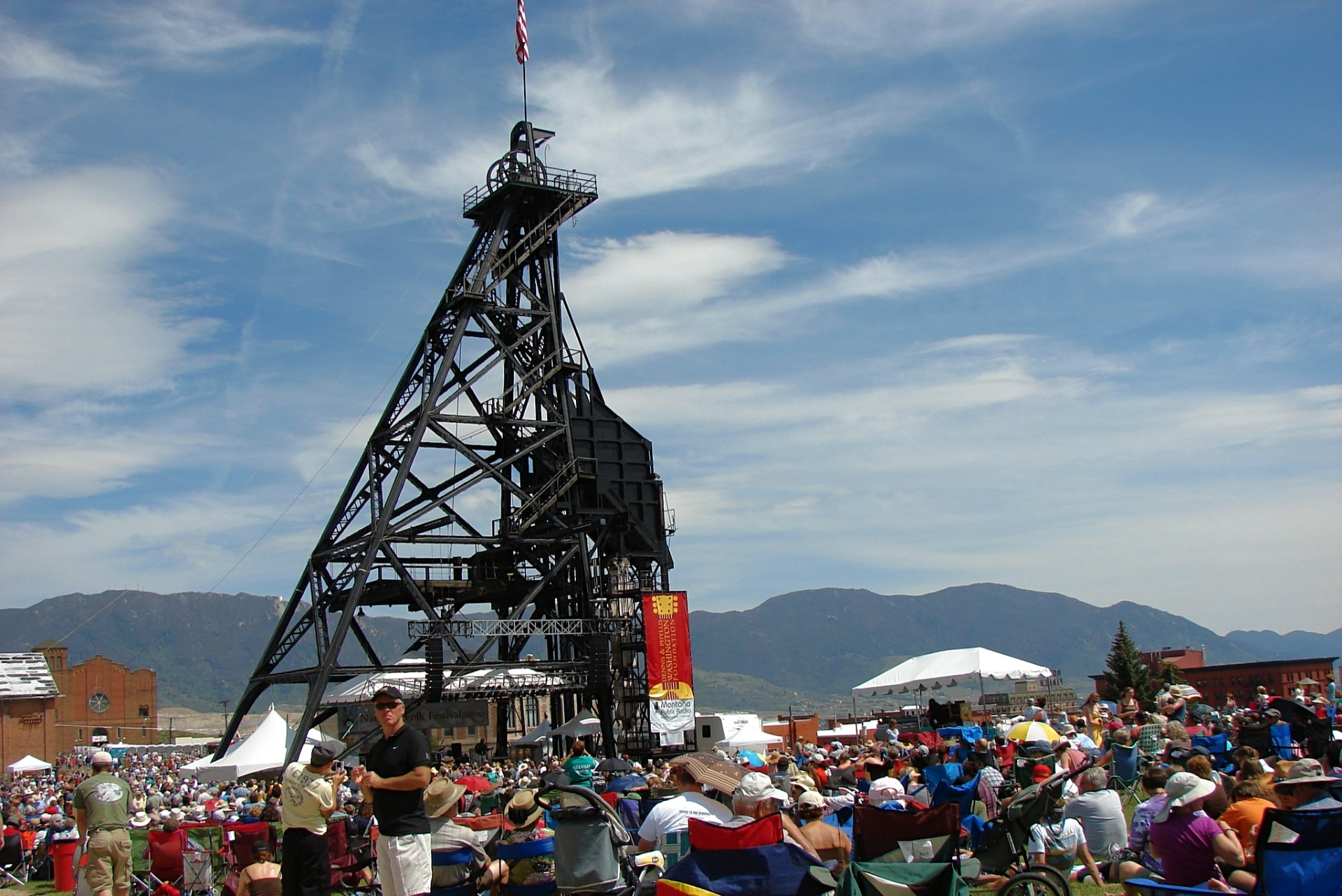 Things to do in Butte, Montana headframe