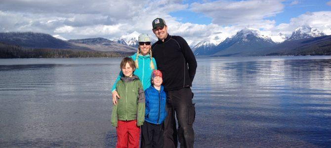 Montana Winter Road Trip