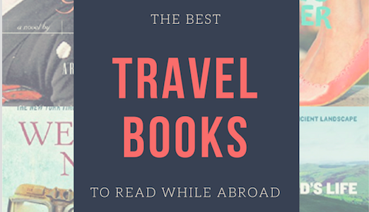 Best Books To Read While Traveling