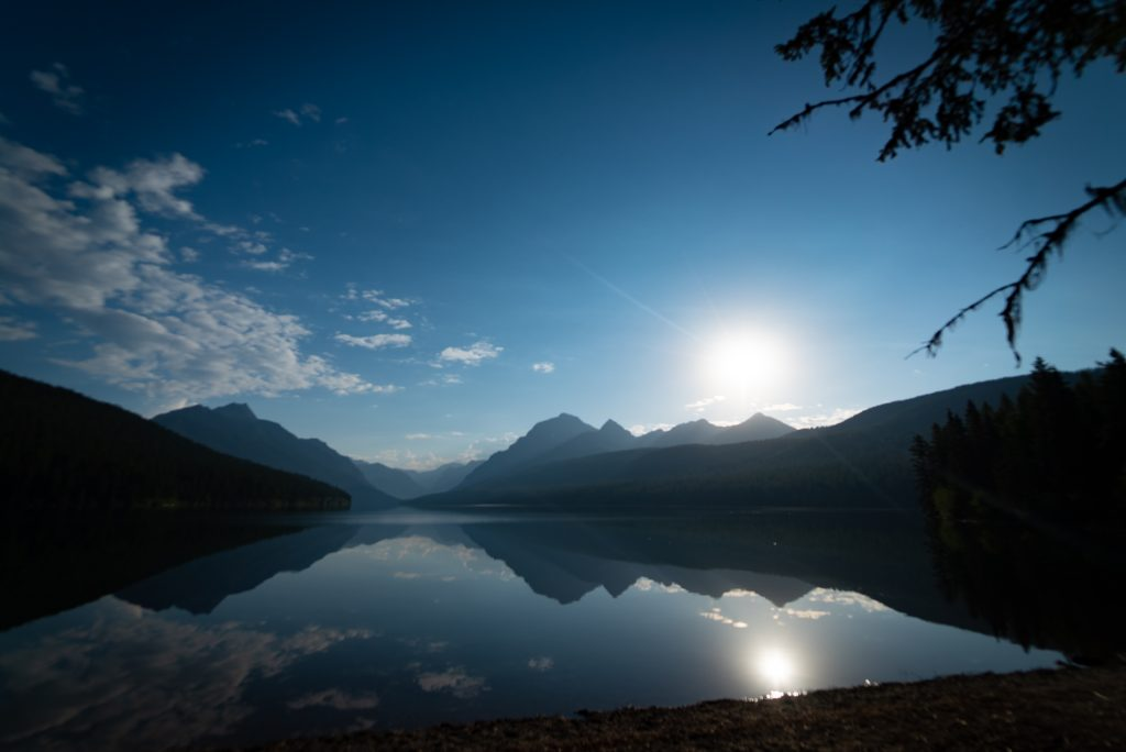 Things to do in Glacier National Park at Bowman Lake