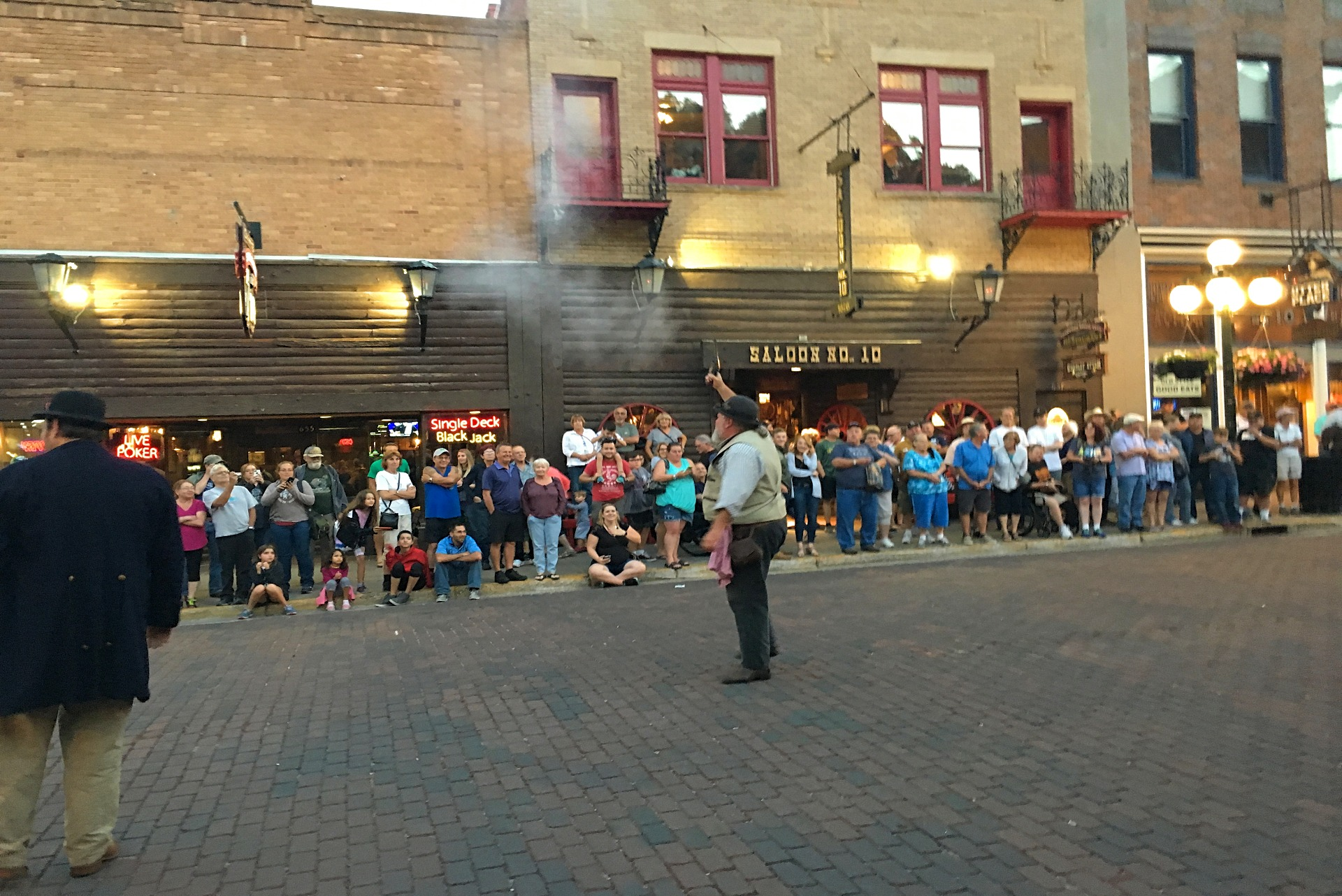 Shootout in Deadwood SD