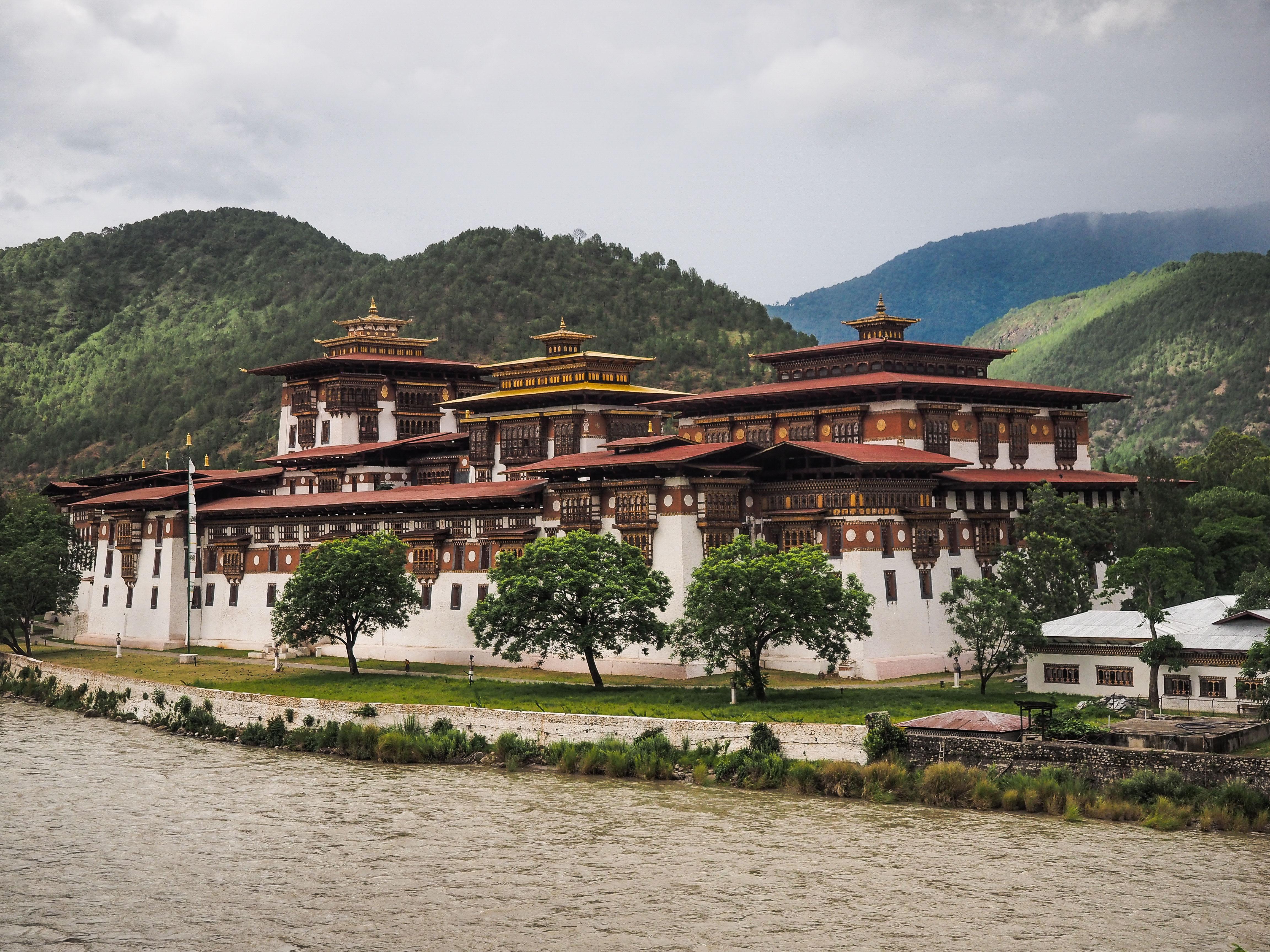 Punakha Dzong, Bhutan Christian from Unusual Traveler