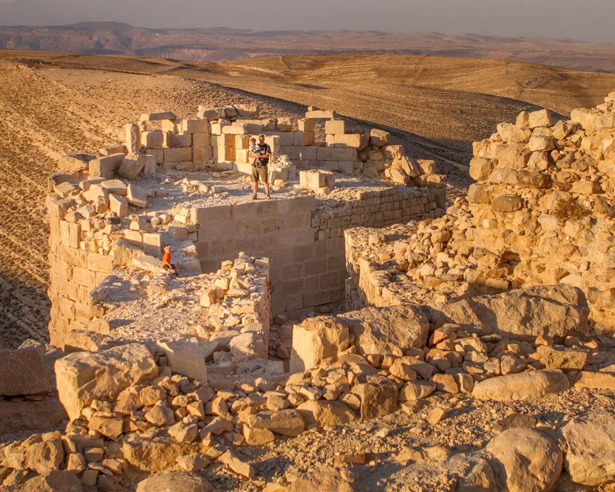 Kerak Castle, Amman, Jordan Kevin from Wandering Wagers