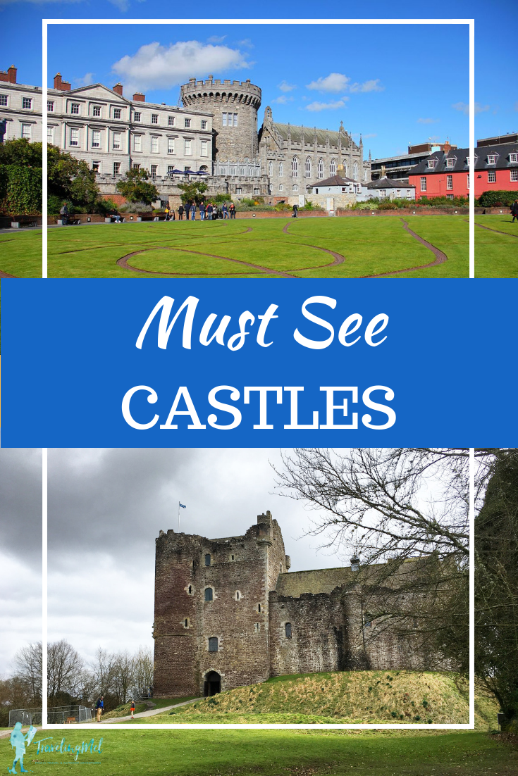 What are the best castles in the world? What country has the most castles? Which is the oldest castle. Find out when you read about these must-see castles. | Best Castles to Visit | Castles of the World | Fairy Tale Castle | #castles #bestcastles #fairytale