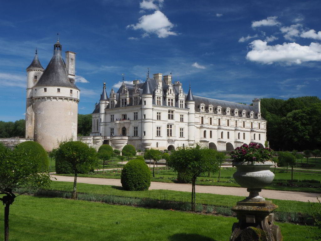 Château de Chenonceau, Loire Valley France Rachel from Adventure and Sunshine