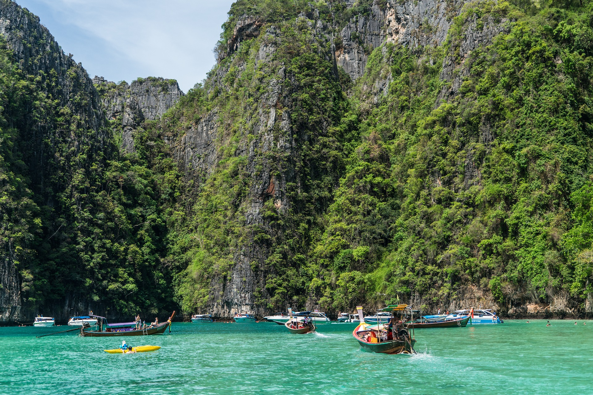 Phi Phi Islands Thailand