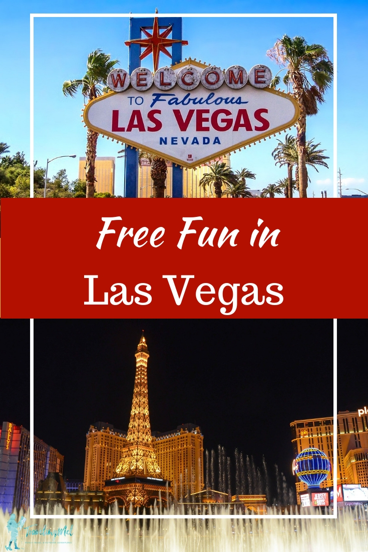 Las Vegas can be expensive, but there are also lots of things to do in Vegas for free. From free Vegas shows, to fun free things to do on the Las Vegas Strip, to free walking tours, and more. #lasvegas #budgettravel | Top Ten Free Things to Do in Las Vegas | Free Las Vegas