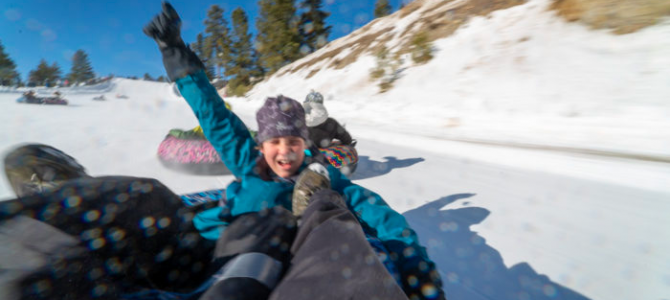 Bogus Basin, Idaho: skiing, tubing, coasting and more