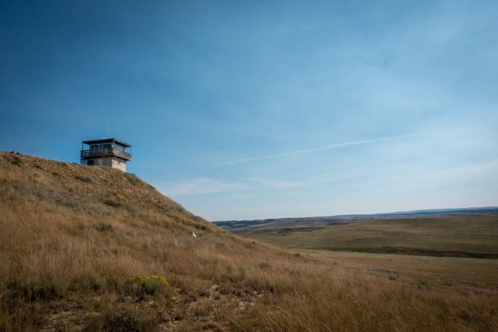 diamond butte fire lookout forest service cabins for rent