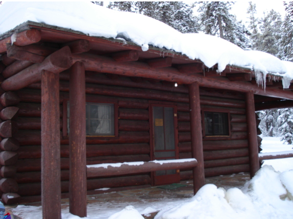 Kings Hill Cabin Forest Service cabin rentals in Montana