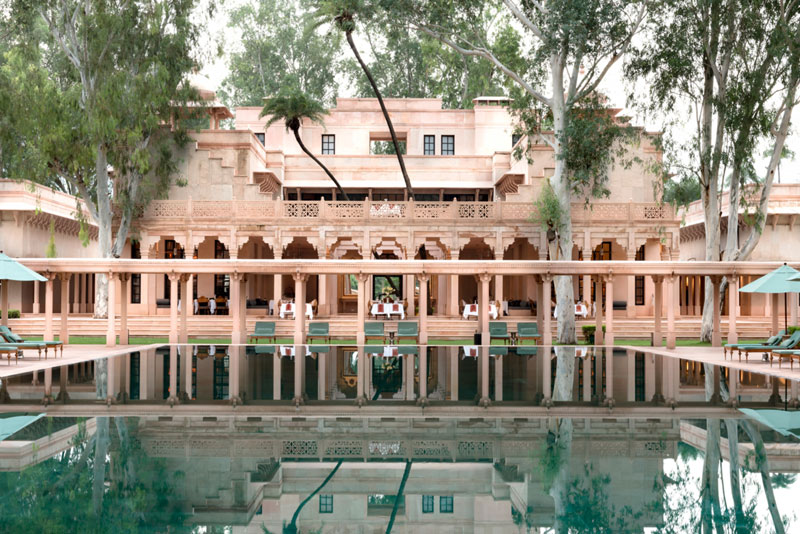 Amanbagh Resort, Alwar, Rajasthan