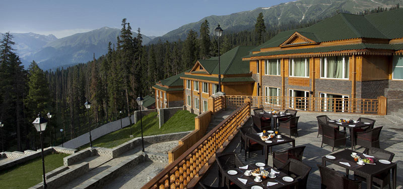 The Khyber Himalyan Resort and Spa, Gulmarg, Jammu and Kashmir