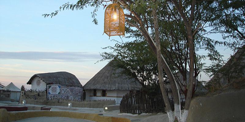 Shaam-e-Sarhad Village Resort, Kutch, Gujrat