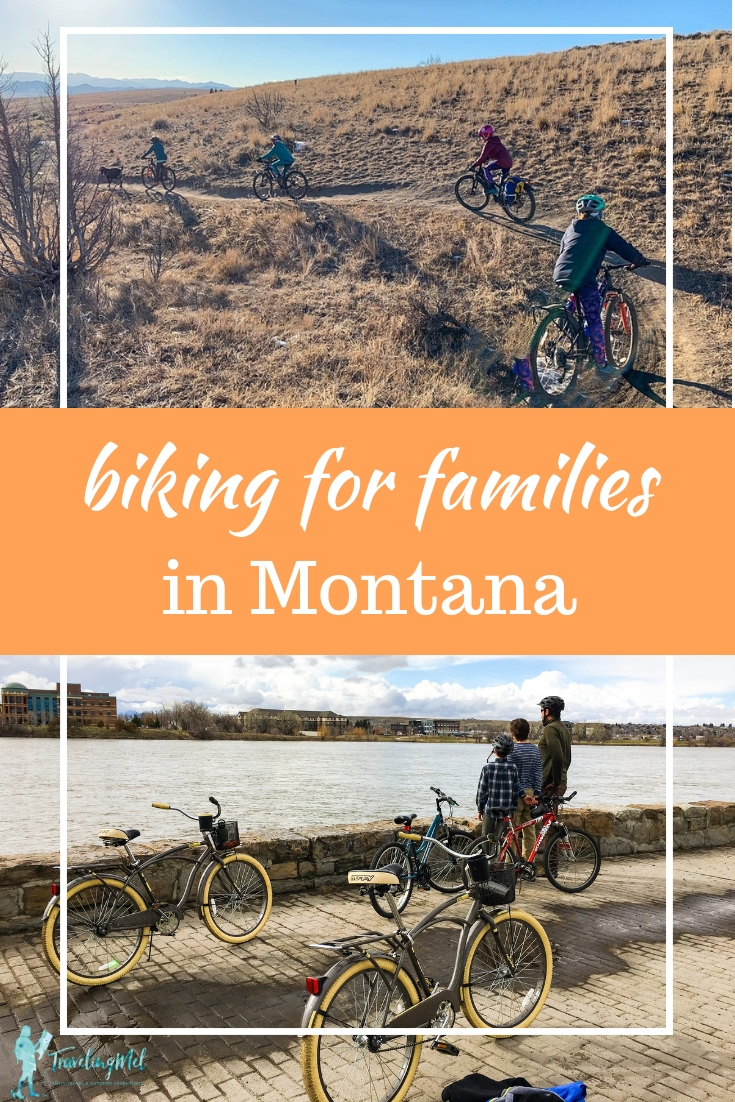Montana biking opportunities abound in this beautiful state. Find the best trails for family-friendly biking in Montana. #sponsored #montanamoment #bike |Montana mountain bike trails | Montana bike rides | best bike trails