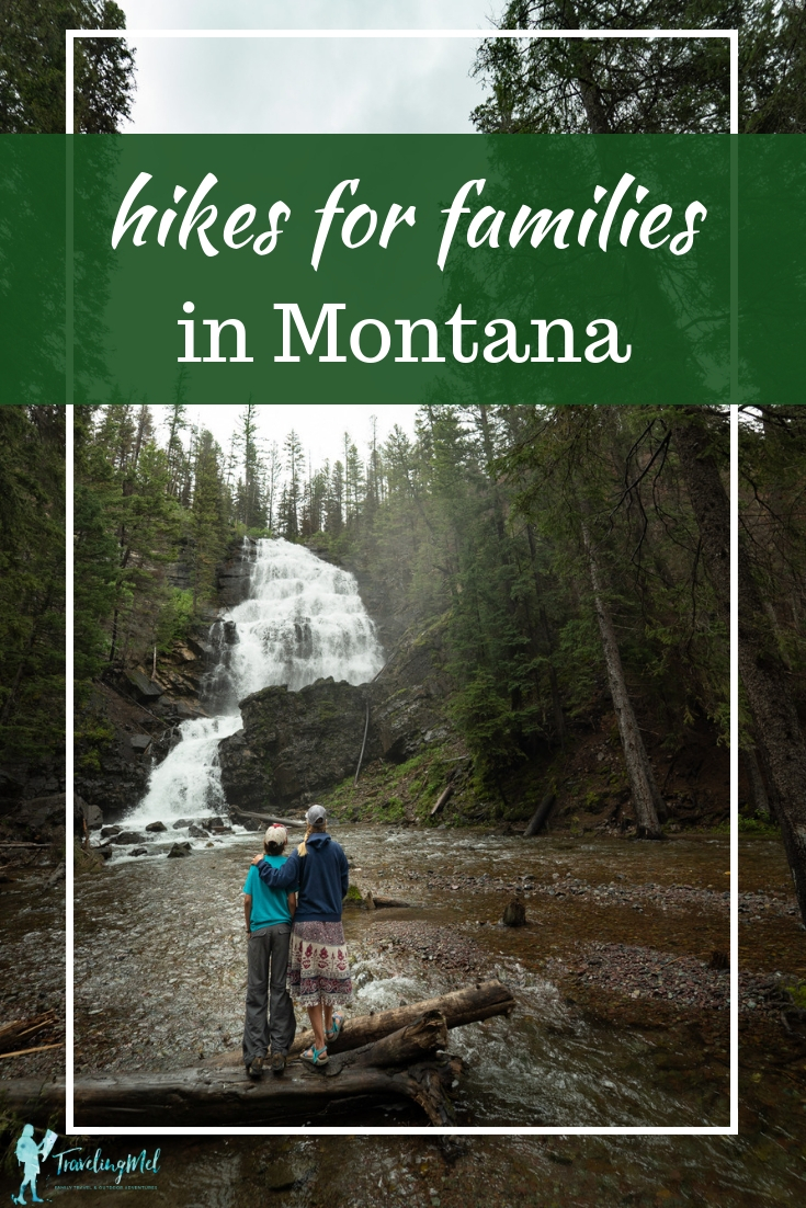 Montana hiking opportunities abound in this beautiful state. Find the best trails for family-friendly hiking in Montana. #sponsored #montanamoment #hike |Montana trails | Montana hikes | best hikes |