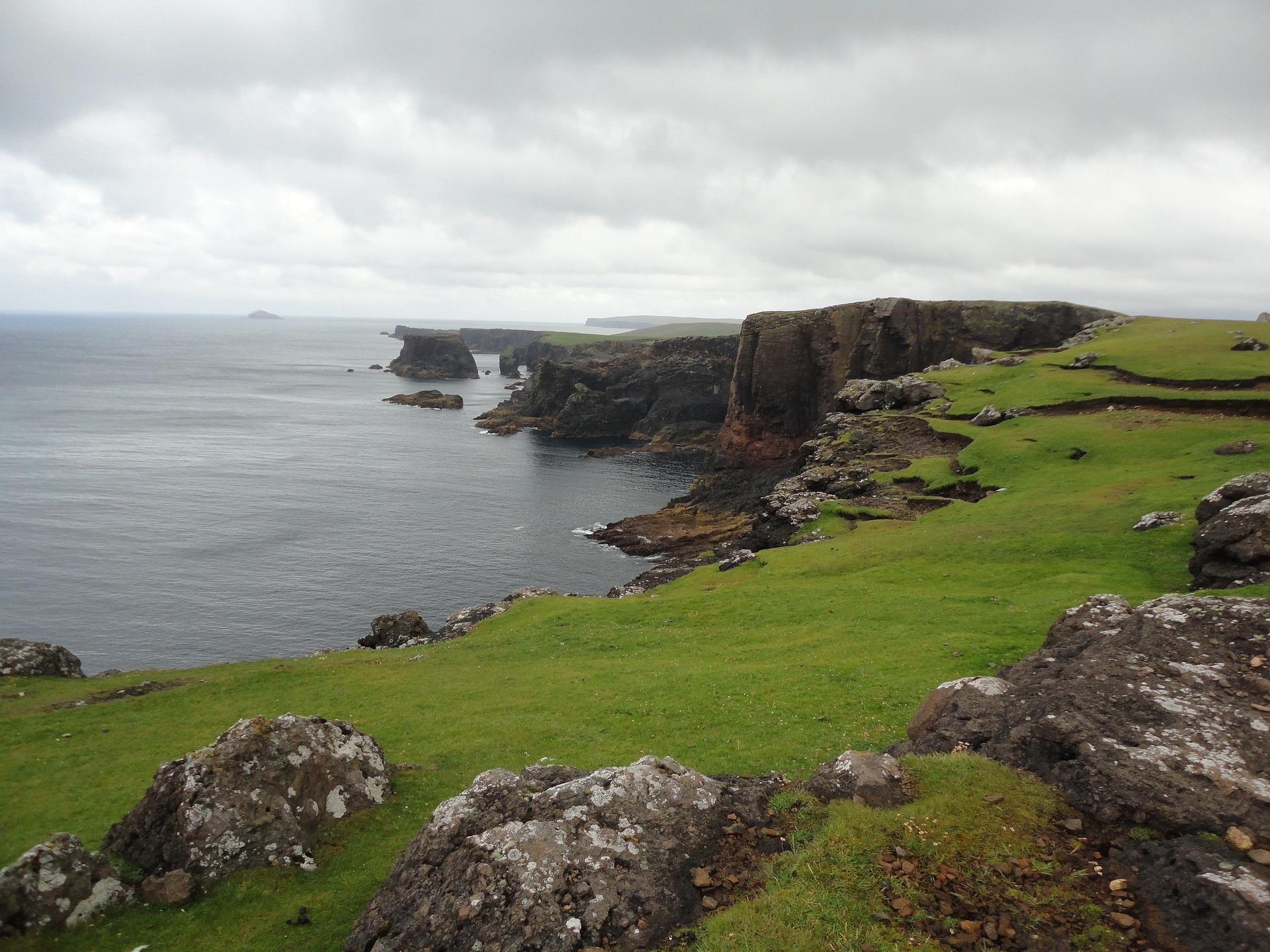 Shetland series books set in the Shetland Islands, Scotland
