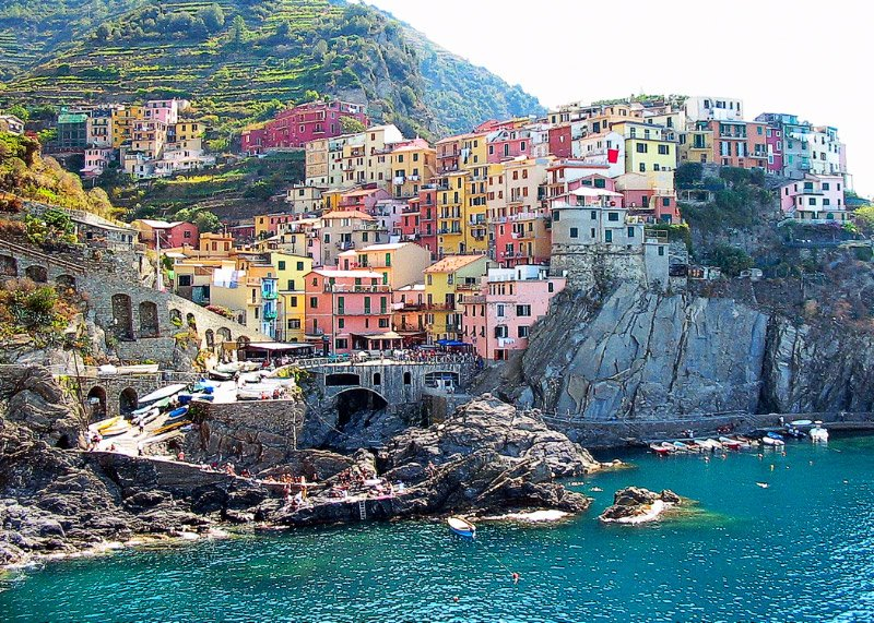 Manarolla day trips to cinque terre from Florence