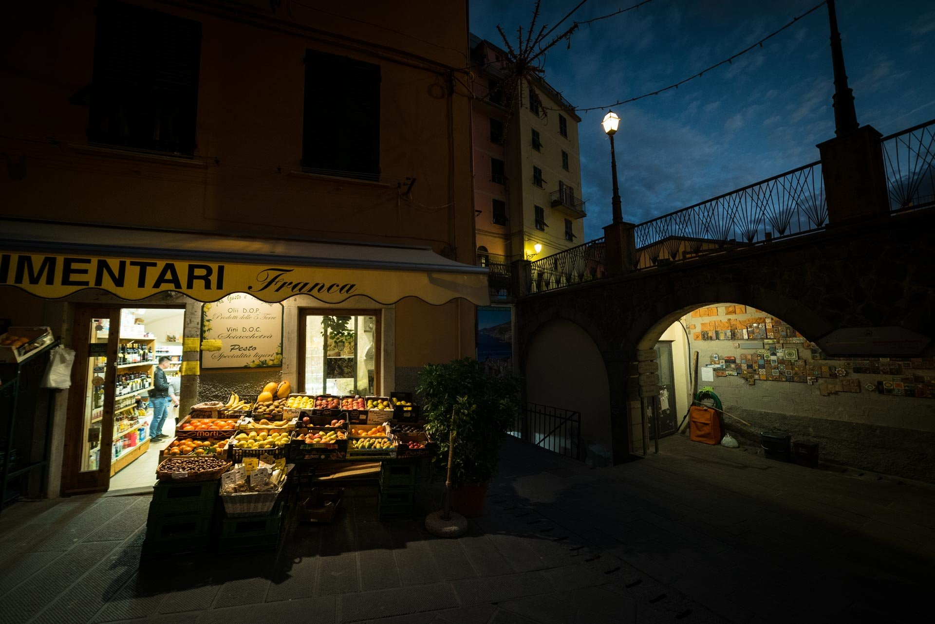 Where to eat in the Cinque Terre