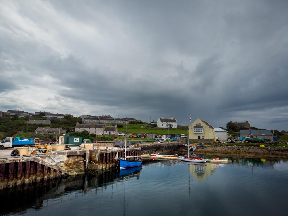 Longhope on Hoy, Orkney