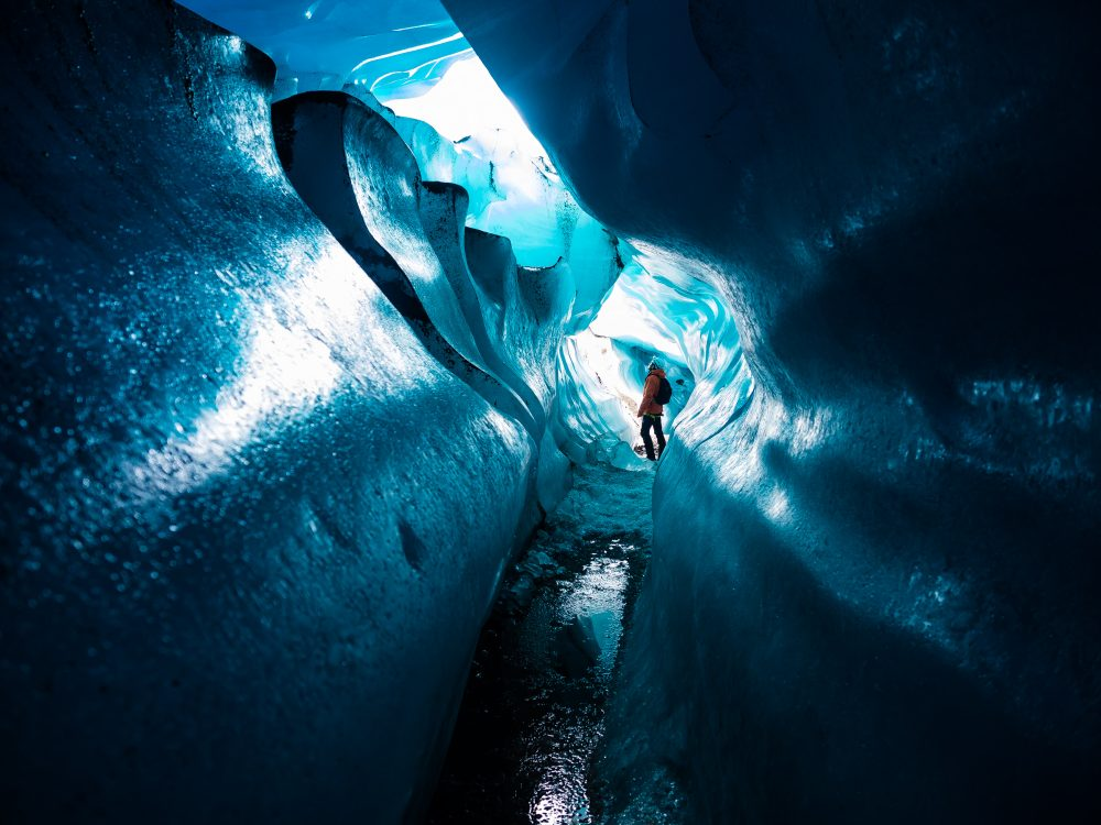 Eco travel and sustainable travel can help places like this Svinafellsjokull-Ice-Cave-2016-Hidden-Iceland-Mark-Hoey.