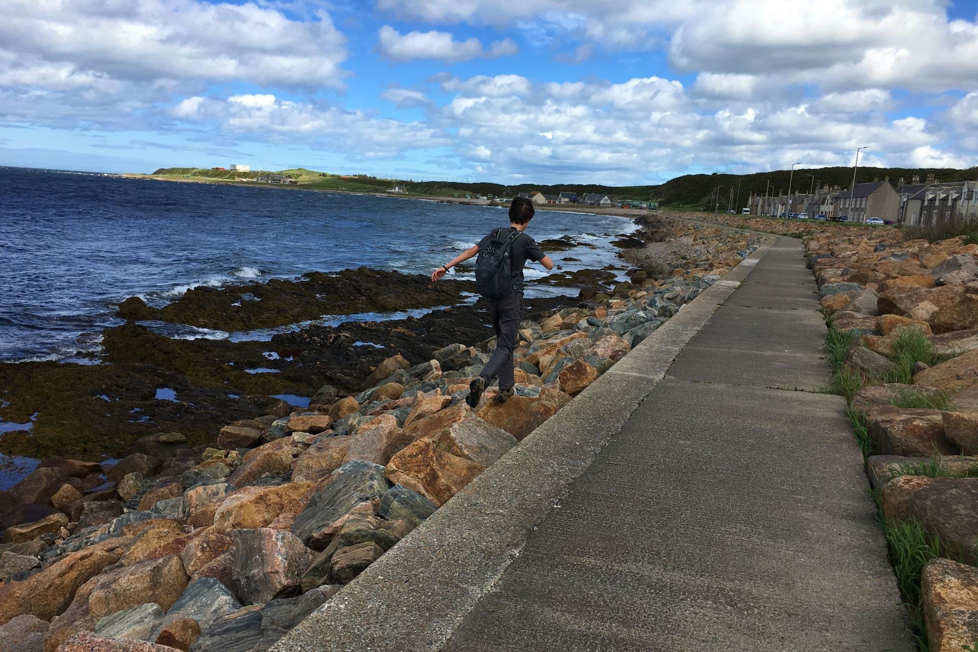 Walking Scotland: Moray Coast Trail
