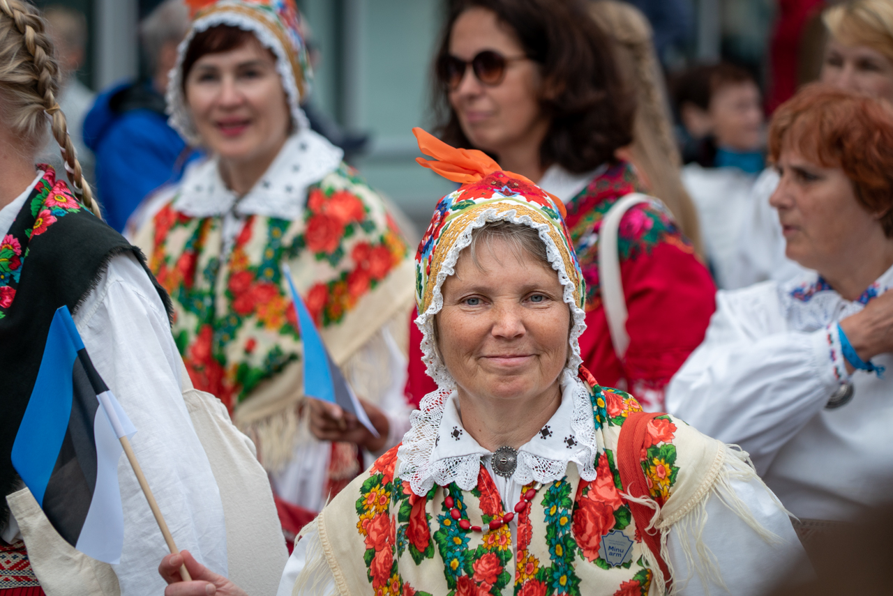 Traditional Estonian clothing