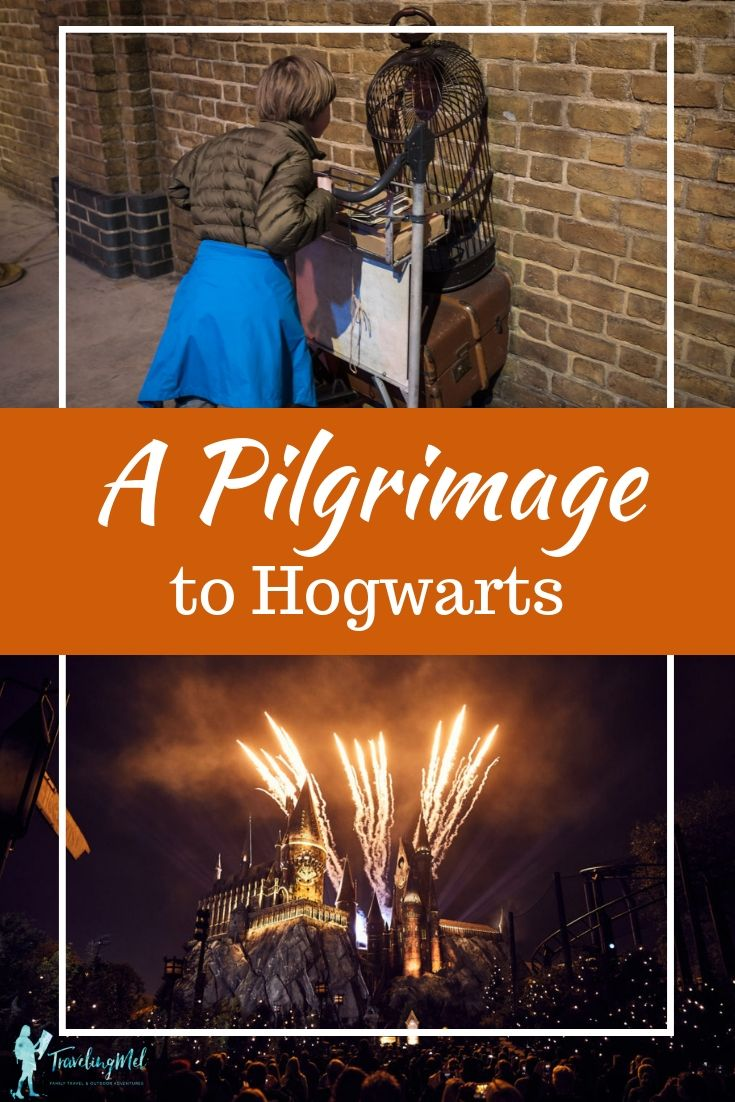 We visited Harry Potter sites around London, Edinburgh, Tallinn, and the United States on our pilgrimage to Hogwarts. Tips on visiting the Wizarding World of Harry Potter in Orlando and a scavenger hunt. One Day Itinerary for The Wizarding World of Harry Potter | Harry Potter World | Harry Potter at Universal Studios Orlando | Diagon Alley | Hogsmeade #wizardingworldofharrypotter #universalstudiosorlando #harrypotterworld #harrypotteruniversalstudios