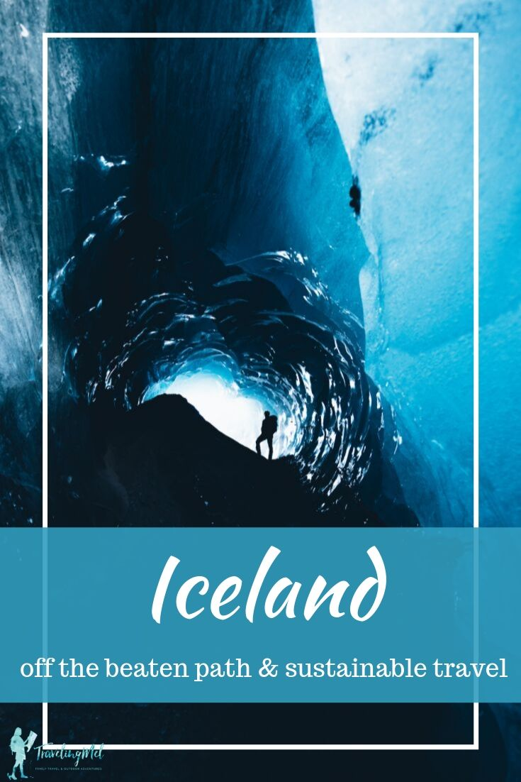 Can you get off the beaten path and travel sustainably in popular Iceland? Ryan Connolly from Hidden Iceland shares his tips and itineraries. |sustainable travel | Iceland without the crowds | custom Iceland itinerary | #europe #iceland #offthebeatenpath #responsibletravel #glaciers #waterfalls #volcanoes
