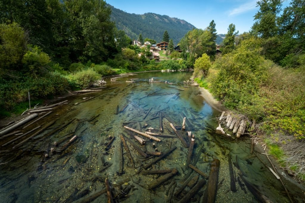 best hikes near Leavenworth include Waterfront Park