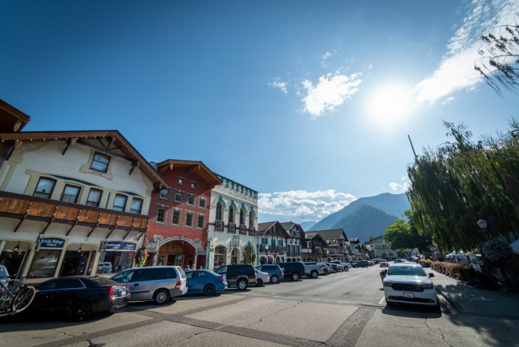 Bavarian Leavenworth is one of the top day trips from Tacoma