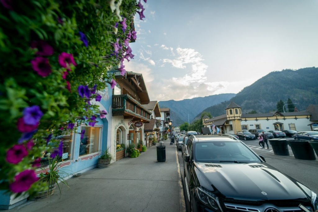 hotels in leavenworth washington