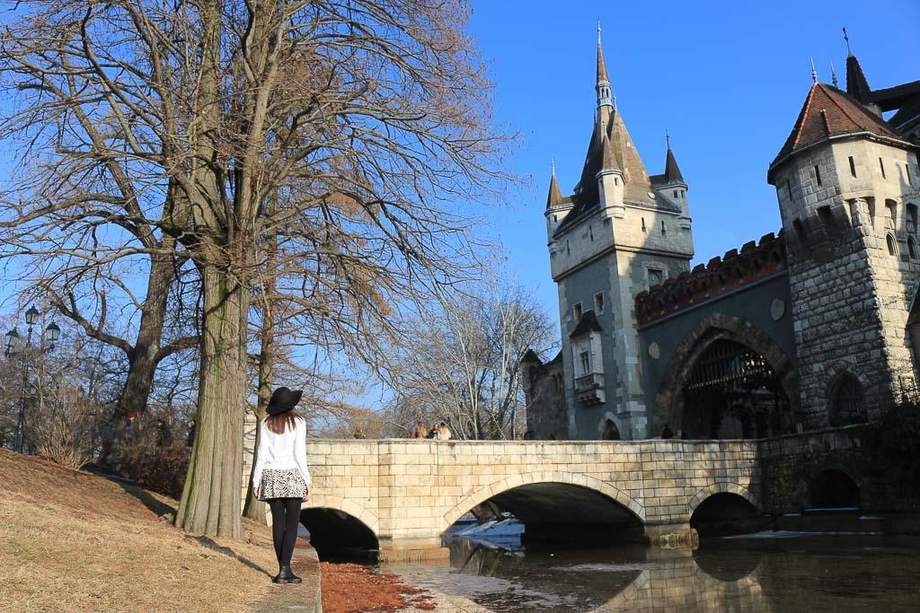 Vajdahunyad-Castle-City-Park Budapest