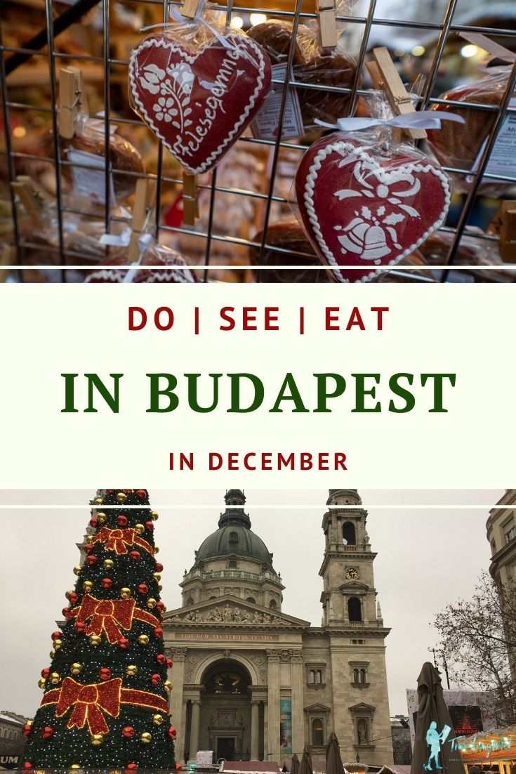 "red, heart shaped cookies, a church with a Christmas tree and text ""Do 