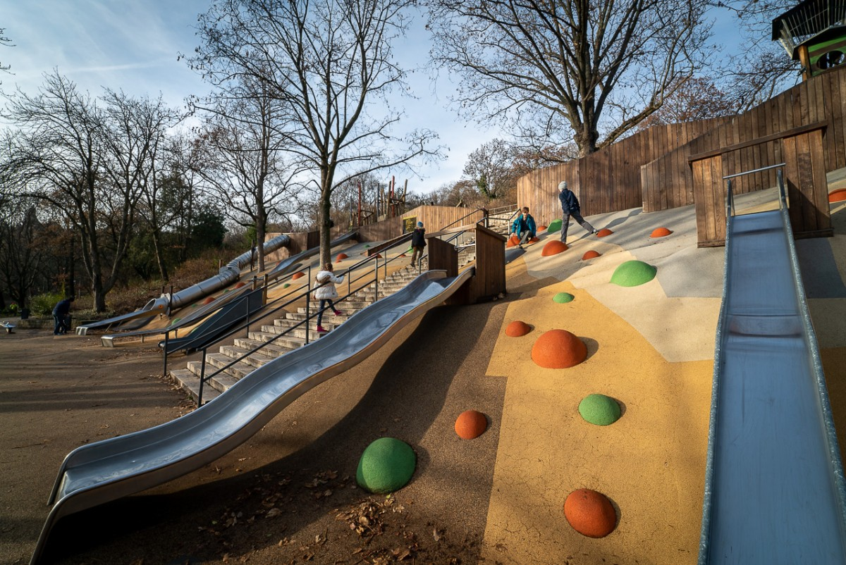 gellert hill playground