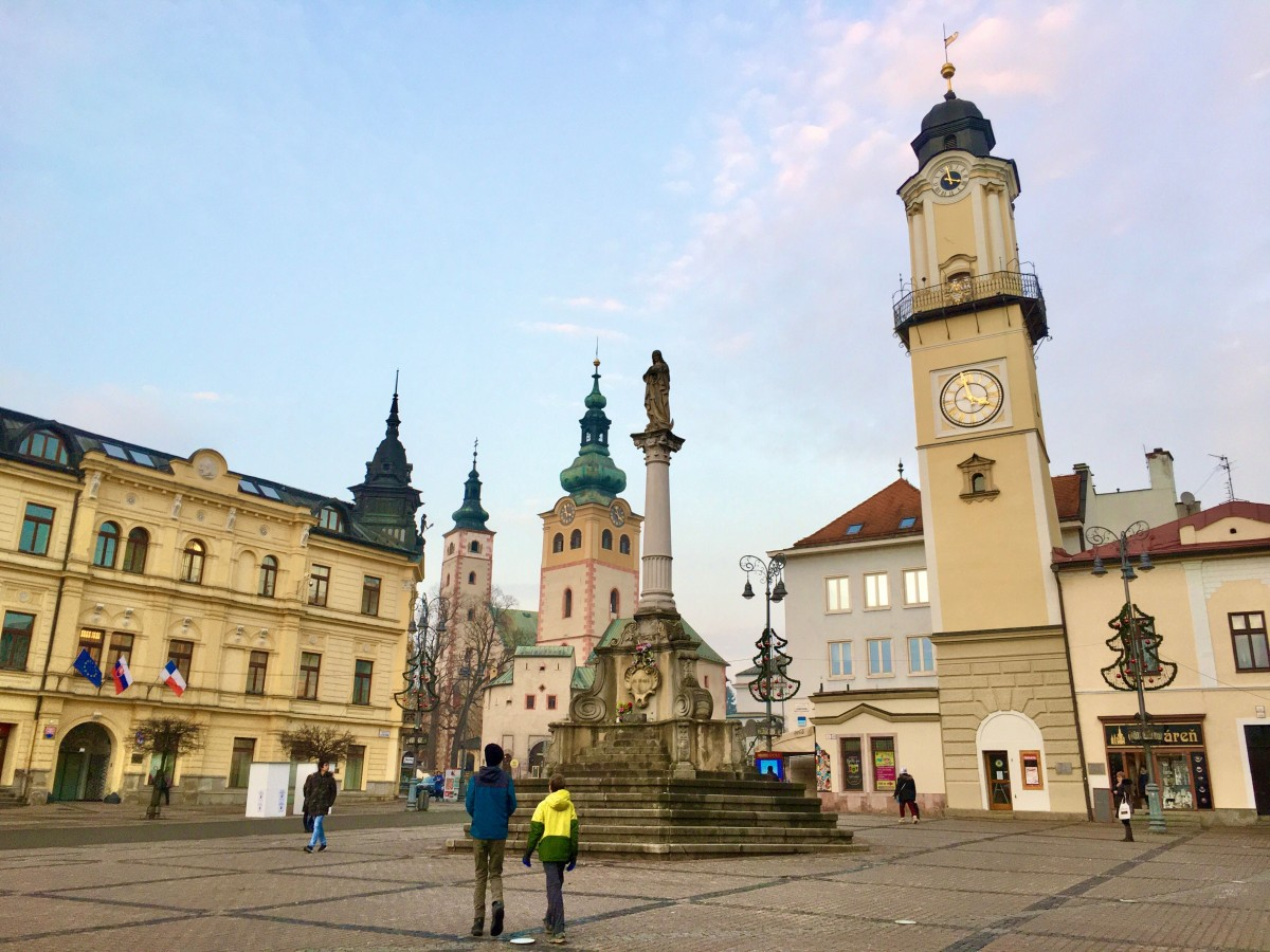 Banska Bystrica SNP Square